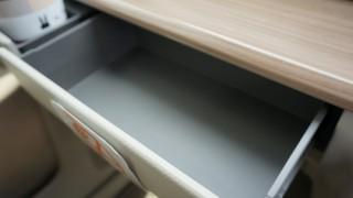 収納スペースの多さと使い勝手対決|キャストとラパンを比較3
