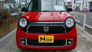 N-ONEローダウンとアルトターボRS|内装・インパネのデザインを比較