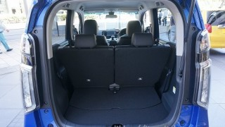 Nワゴン特別仕様車の荷室画像レビュー①|低フロアで使いやすい!?