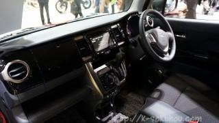 ハスラー特別仕様車Jスタイル2と先代モデル 内装の違いを画像で比較