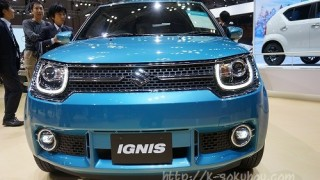 スズキ新型イグニスとハスラーの外装比較【2つの車の大きな違いは?】