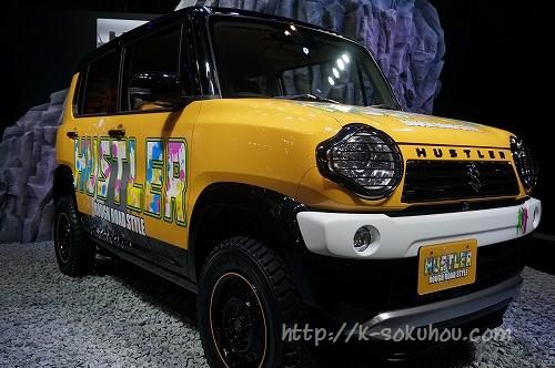 ハスラー東京オートサロン0001