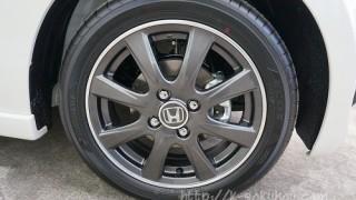 Nワン モデューロXのタイヤは何?装備されているタイヤにビックリ!?