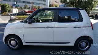 N-ONE(Nワン)ブラウンの特別仕様車の外装レビュー【上質感がアップ!?】