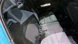 イグニスの後部座席に3人乗車は厳しい!?その2つの理由とは?