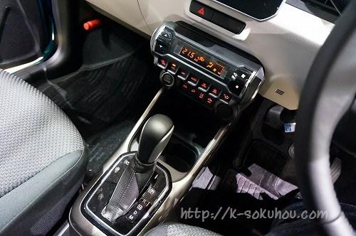 スズキ新型イグニス画像0124