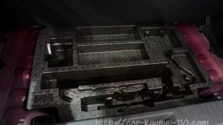 床下収納はどっちが使いやすい?新型パッソとキャストのラゲッジ比較