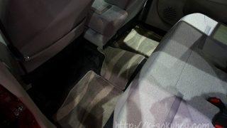 後部座席の足元空間は広い!?新型パッソの居住性・快適性レビュー