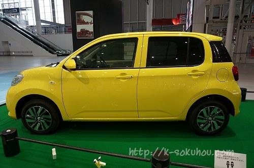 トヨタ新型パッソ画像0221