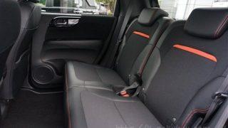 ホンダNワンの後部座席【リクライニング機能は装備されているの?】