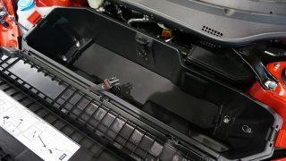 ホンダS660の荷室って狭い?荷物は収納できない?【実車画像で確認】
