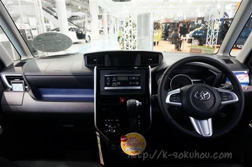 トヨタ・タンクの画像 p1_9