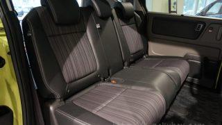 新型フリードプラスの2列目【標準車との機能・座り心地の違いは?】
