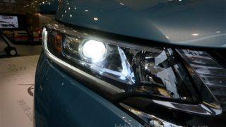 ヘッドライトで雰囲気が異なる!?新型フリードの外装を比較