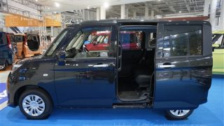 スライドドアの乗降性チェック【トヨタ タンク/ルーミーの使い勝手インプレ】