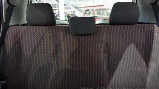 後部座席のリクライニング機能はある?新型ヴィッツを確認してきた