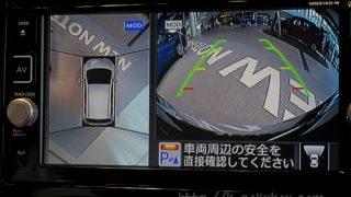 日産ノートeパワーのアラウンドビューモニター【使い勝手はどうだった?】