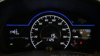 日産ノートe-POWERのメーターの視認性【実車を見て気になった事とは?】