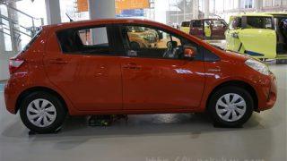 【競合車よりも運転しやすい?】新型ヴィッツHVの最小回転半径