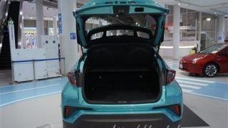 トヨタC-HR/CHRの荷室の欠点【ライバル車よりも劣る2つのデメリット】