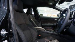 トヨタ新型C-HR/CHRの運転席【座り心地や見晴らしを徹底解説】