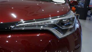 【C-HR/CHRの実車画像】センシュアルレッドマイカはどんな色?