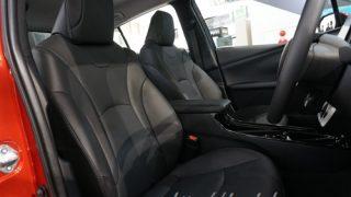 新型プリウスPHVのシートヒーターを使った感想【メリット&デメリットは?】