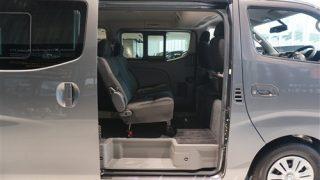乗降性&広さはどうだった?新型キャラバンNV350のスライドドア画像レビュー