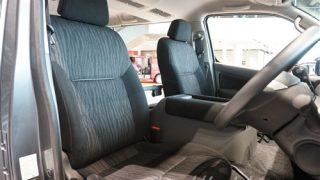 【座り心地や乗降性を徹底チェック】新型キャラバンの運転席インプレッション