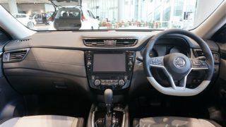 新型エクストレイル モードプレミアの内装画像【ノーマル車よりもオシャレ!?】