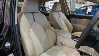 【視界&座り心地はどうだった?】新型カムリの運転席画像レビュー