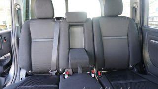 新型ステップワゴンの2列目ベンチシートの不満とは?実車を見てガッカリ…