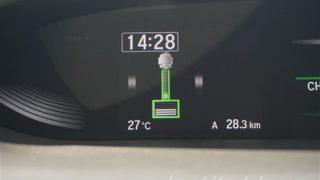 ステップワゴンのHV車のインフォメーションディスプレイ【表示項目は何がある?】
