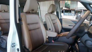 新型セレナe-POWERにシートヒーターは標準装備されている?快適性を確認してみた