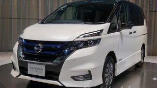 日産 新型セレナe-POWERはエコカー減税対象車!?【減税額を確認してきた】