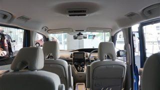 機能や装備は意外と充実!?新型セレナe-POWERのノーマル車の内装レビュー