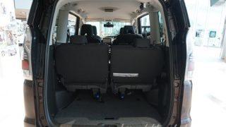 新型セレナe-POWERの荷室【ステップワゴンとどっちが使い勝手が良かった!?】