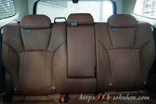 座席 シート ベルト 後部 後席シートベルトの安心力